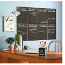 80% Off 6-Foot Chalkboard or Whiteboard Wall Decal + Free Shipping!