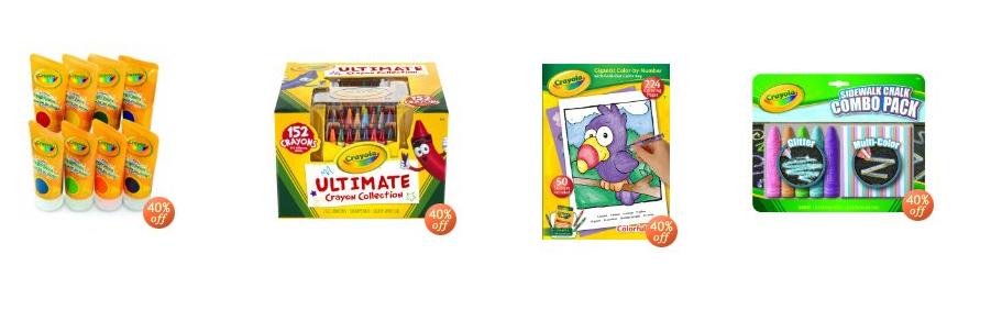 crayola dotd 2